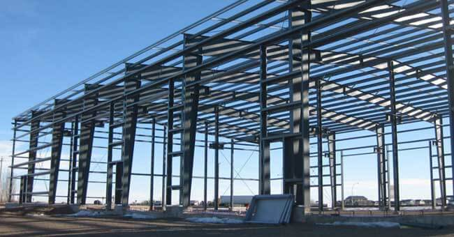 global steel building framework
