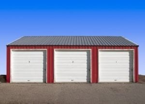 photo of exterior garage building